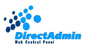 DirectAdmin Logo Панель управления хостингом