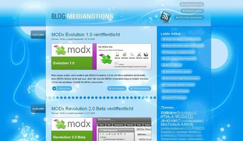 1266862183 modx cms 02 Как выбрать хостинг modx