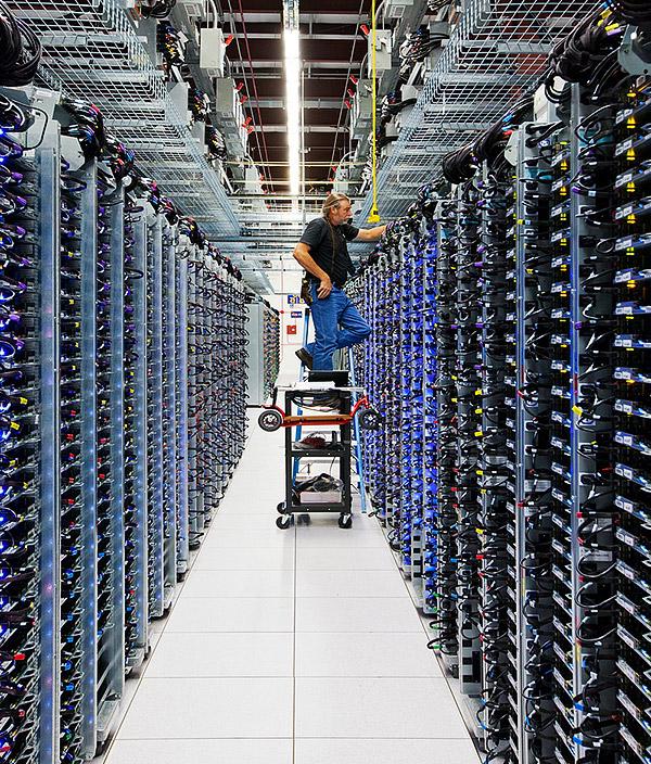 google data 03 Как украинские провайдеры обеспечивают безопасность и надежность хостинга