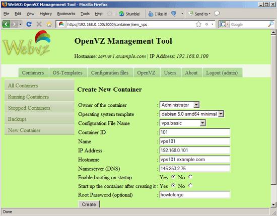 openvz 6 Выбор виртуализации vps server: OpenVZ или Xen