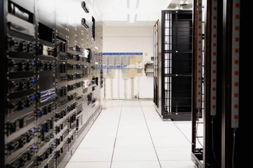 server room Рейтинг хостингов зависит от информационной безопасности в дата центрах