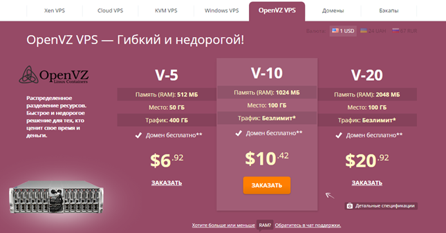 pasted image 0 2 VPS хостинг от VPS.ua: отзывы, обзор и тарифы
