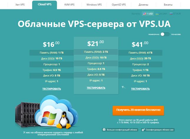 pasted image 0 4 VPS хостинг от VPS.ua: отзывы, обзор и тарифы