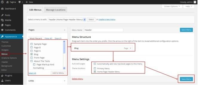 Как создать сайт используя хостинг для wordpress: продолжение