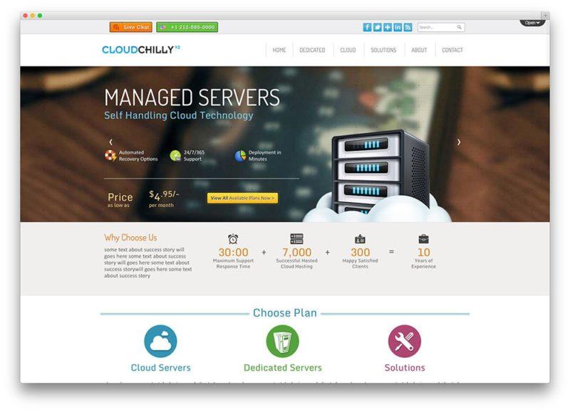 wp hosting 10 800x579 Лучшие темы и хостинг для Wordpress