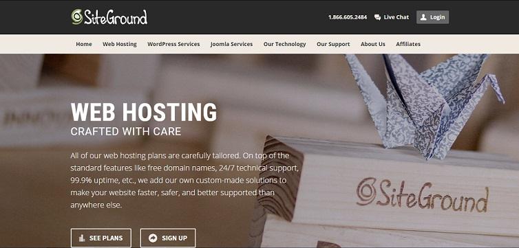 siteground 10 лучших сайтов в мире, где можно купить хостинг и домен