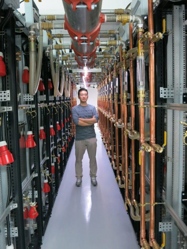 Хостинг: восхождение дата инженера