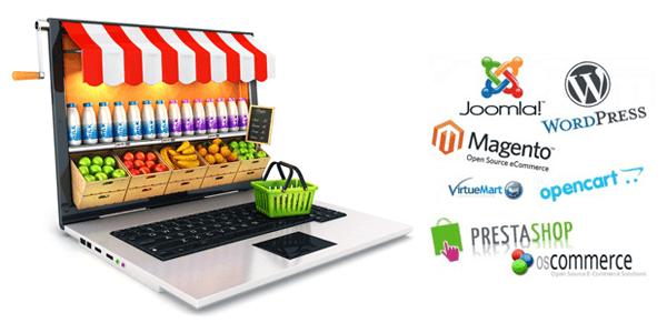 CMS for Ecommerce Выбираем CMS и бесплатный хостинг для интернет магазина. Часть 3