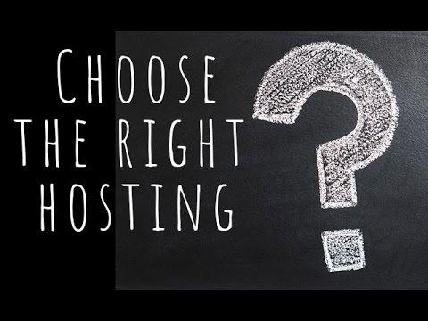 Выбор хостинга для сайта: 10 критериев