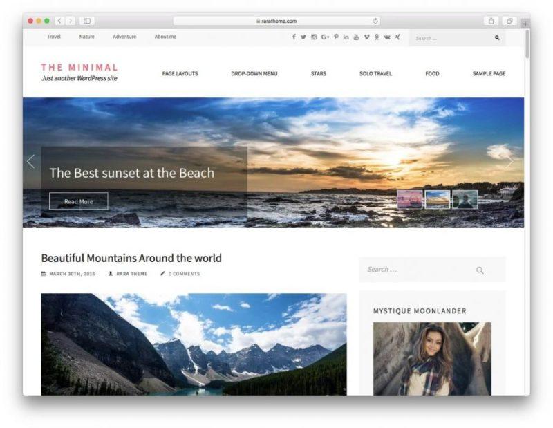 WordPress хостинг: лучшие темы 2017. Часть третья