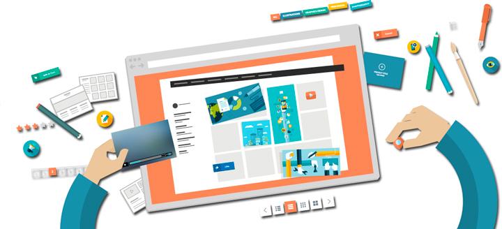 Конструктор сайтов: все за и против